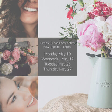 May Injection Date: Montgomery Aesthetics