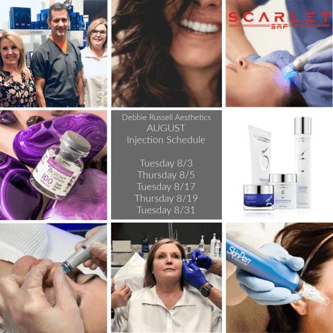 August Injections Montgomery Aesthetics
