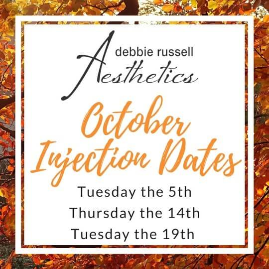 October 2021 Injections