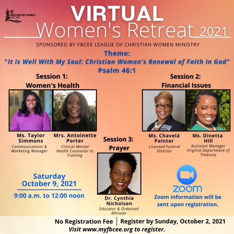 2021Final - Women's Retreat Flyer