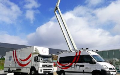NTP Provides Penta Audio Routers for North-Atlantic Broadcaster KvF