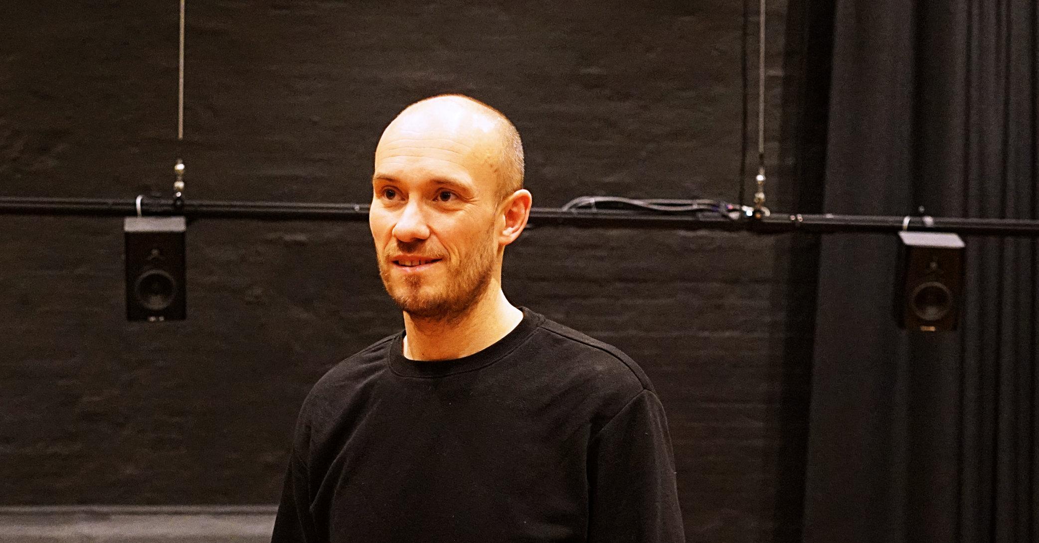 Jesper Andersen, Associate Professor and Head of Tonmeister Studies, at the Royal Danish Academy of Music