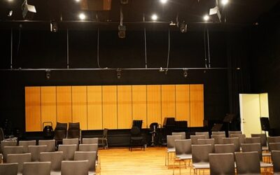 AX32 Makes Ambisonics Dreams Come True at The Royal Danish Academy of Music