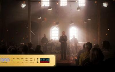 Blackburst Lydteknik Uses AX32 to Capture Live Music for National Broadcaster