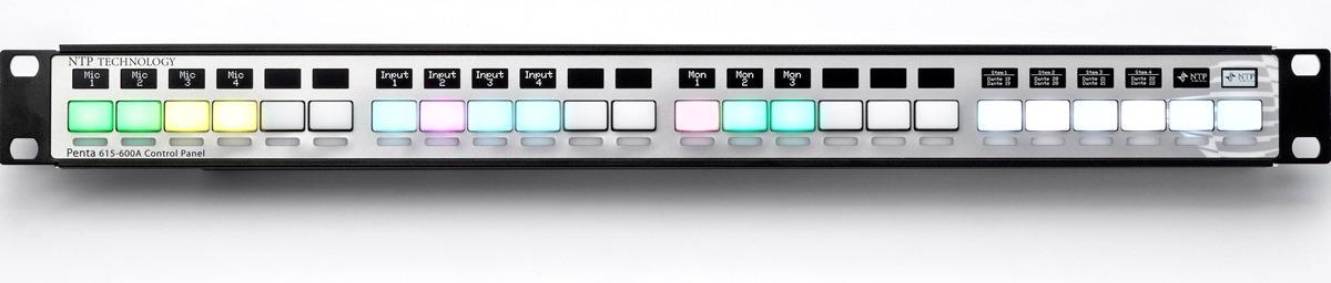 NTP Technology Penta 615-600A Control Panel