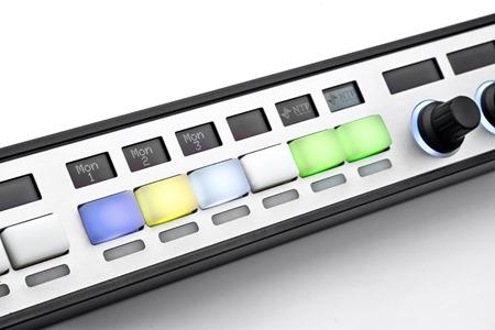 NTP Technology Penta 615-610A Control Panel