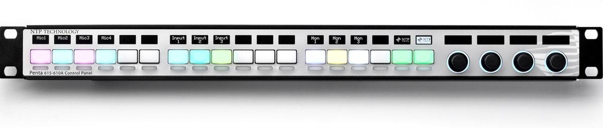 NTP Technology Penta 615 610A Control Panel