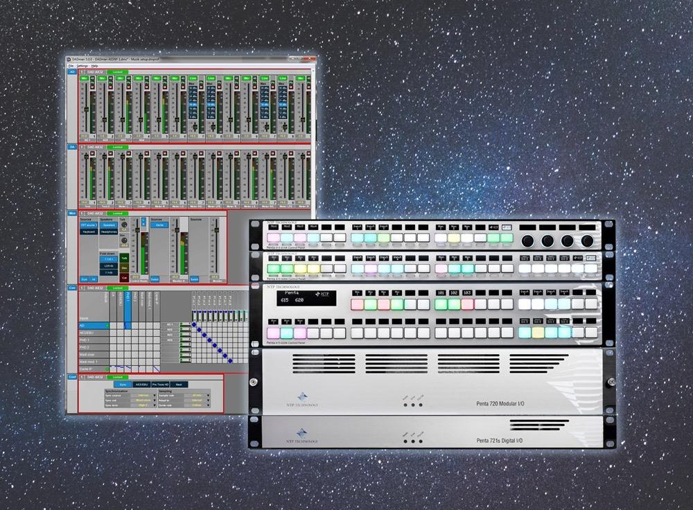 NTP Universe