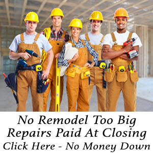 Renovate and sell for more with no down payment with Renovator Realty