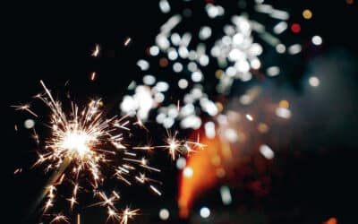 Best Places to Watch Fireworks Near Santa Ana, California
