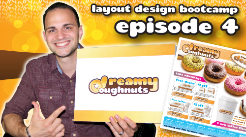 Layout Design Bootcamp – Episode 4 – Product Advertisement