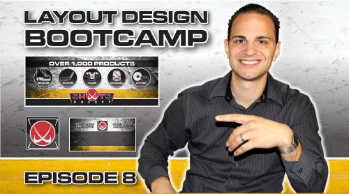 Layout Design Bootcamp – Episode 8 – Facebook, Twitter & Google Plus Social Designs