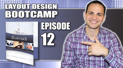 Layout Design Bootcamp – Episode 12 – Pocket Folder
