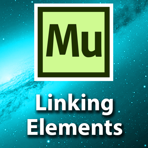 Creating Links In Adobe Muse Website Design Project