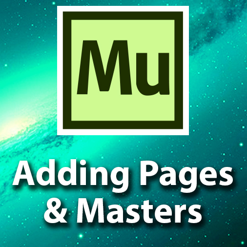 Adding Pages & Masters In Adobe Muse