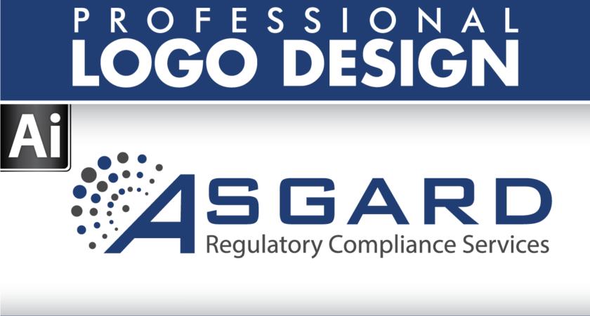 Professional Logo Design Tutorial – Adobe Illustrator Creative Cloud – Episode 7