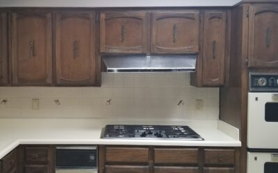 Tired of Your Kitchen Cabinets?