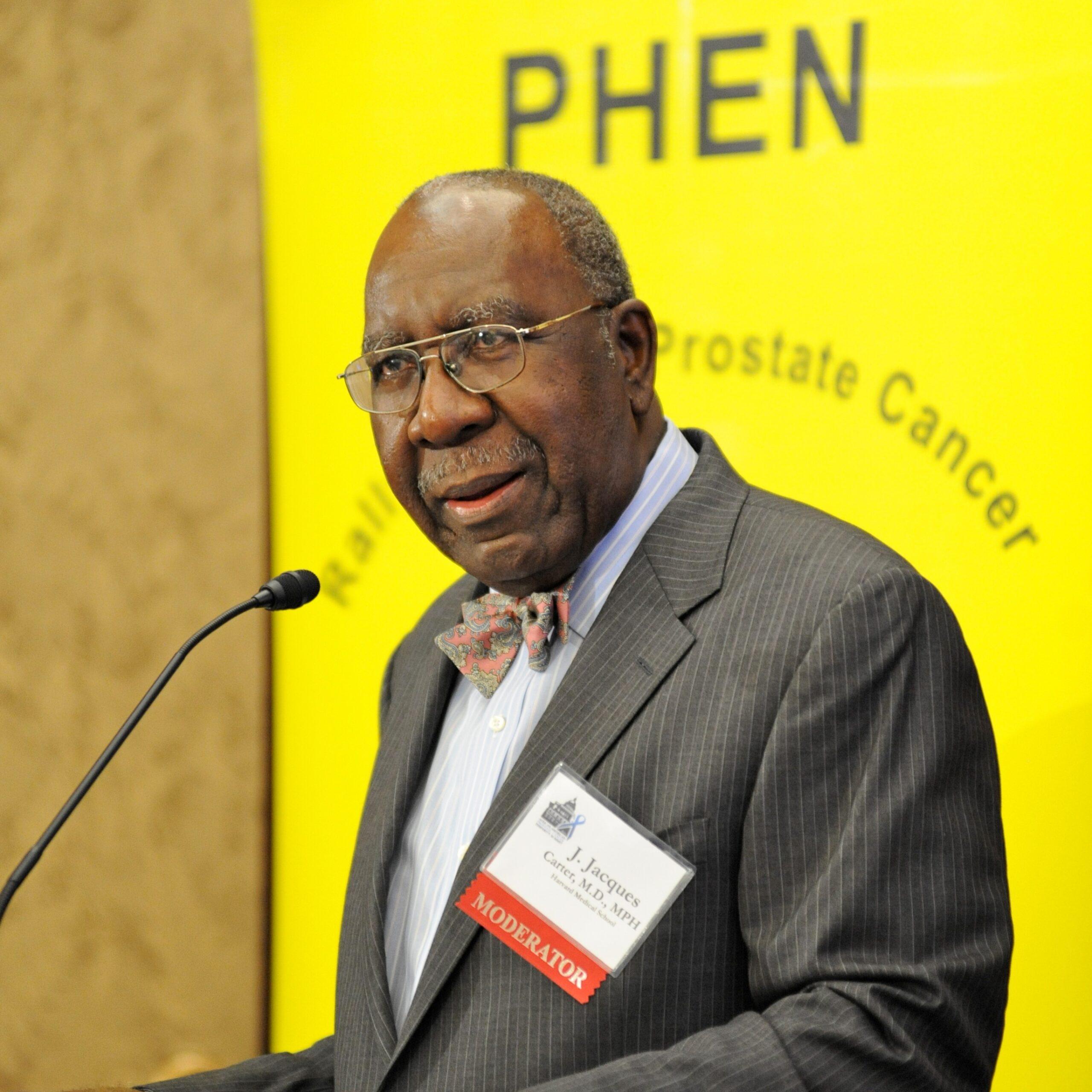 J. Jacques Carter, MD