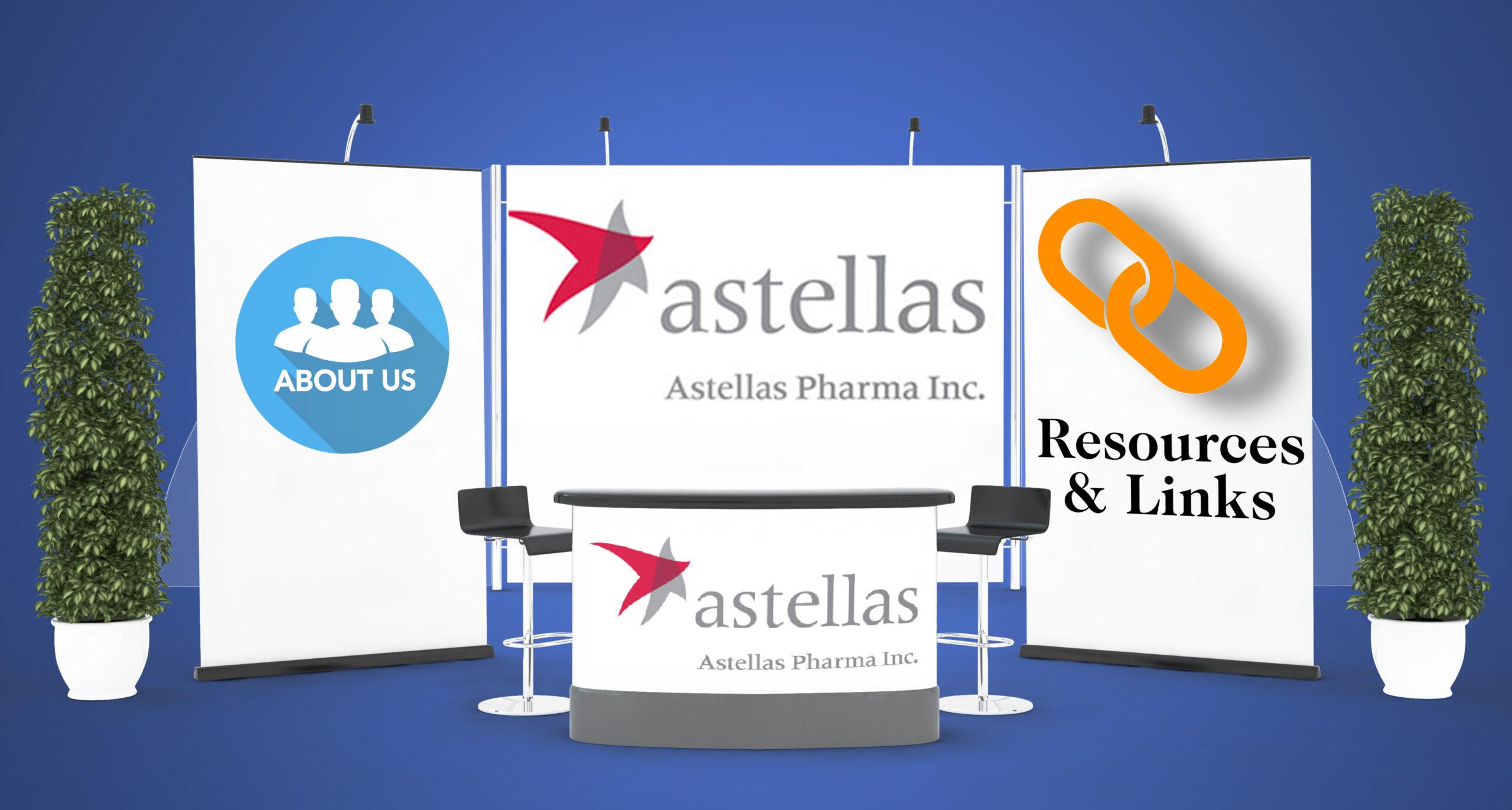 Astellas Booth