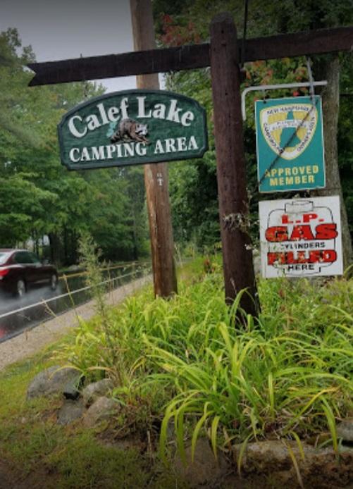 Calef Lake Campground