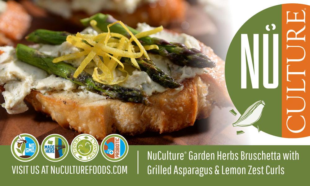 nuculture-recipes-garlic-herbs-bruschetta-grilled-asparagus-lemon-zest-curls