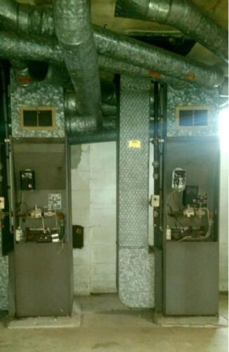 Double Furnaces Before