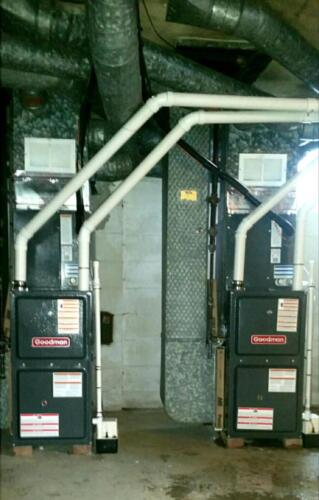 Double Furnaces After