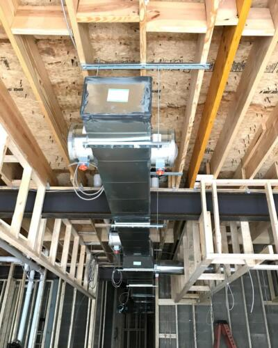 Tanos Full Install Ductwork 2