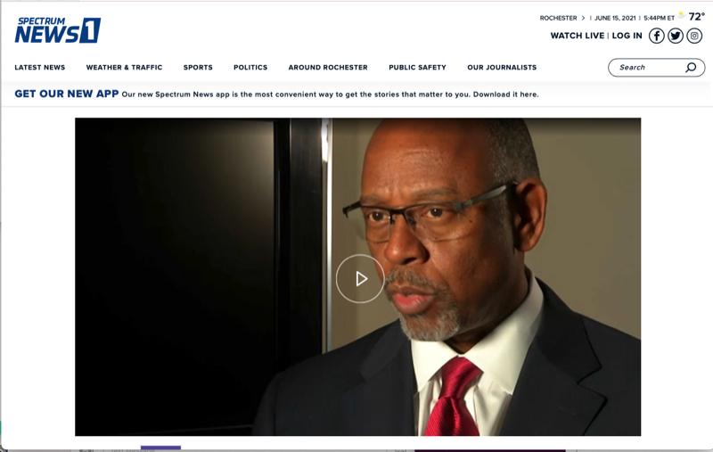 Former RPD Chief Cedric Alexander endorses Malik Evans in primary race for mayor