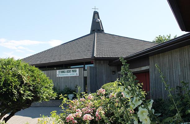 St. Thomas à Becket Parish