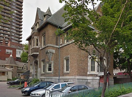 Newman Centre / McGill
