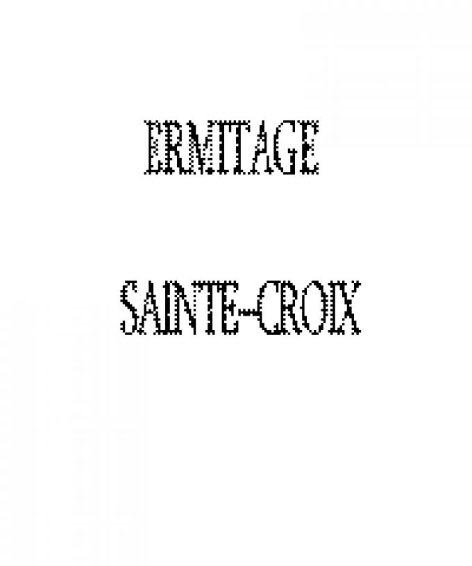 Ermitage Ste-Croix