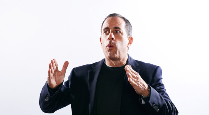 Seinfeld Does Standup