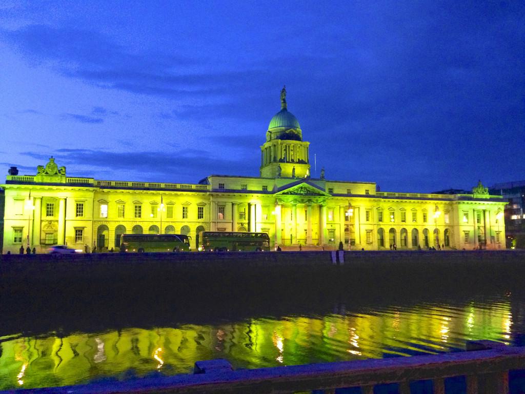 Ireland 'Greens' The City