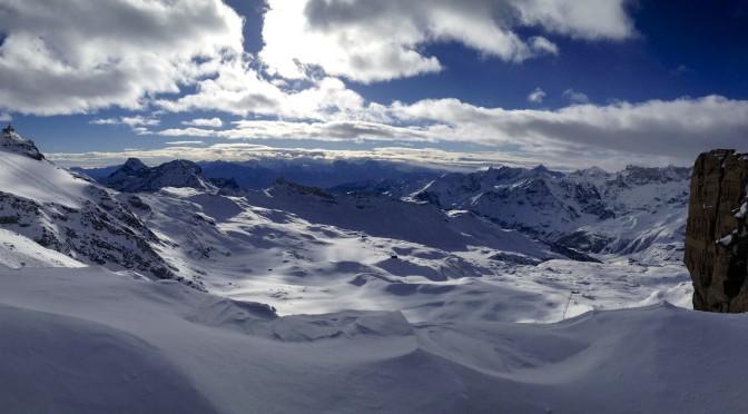 Video Recap of Skiing Zermatt