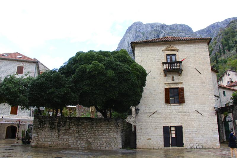 Beautiful historic buildings
