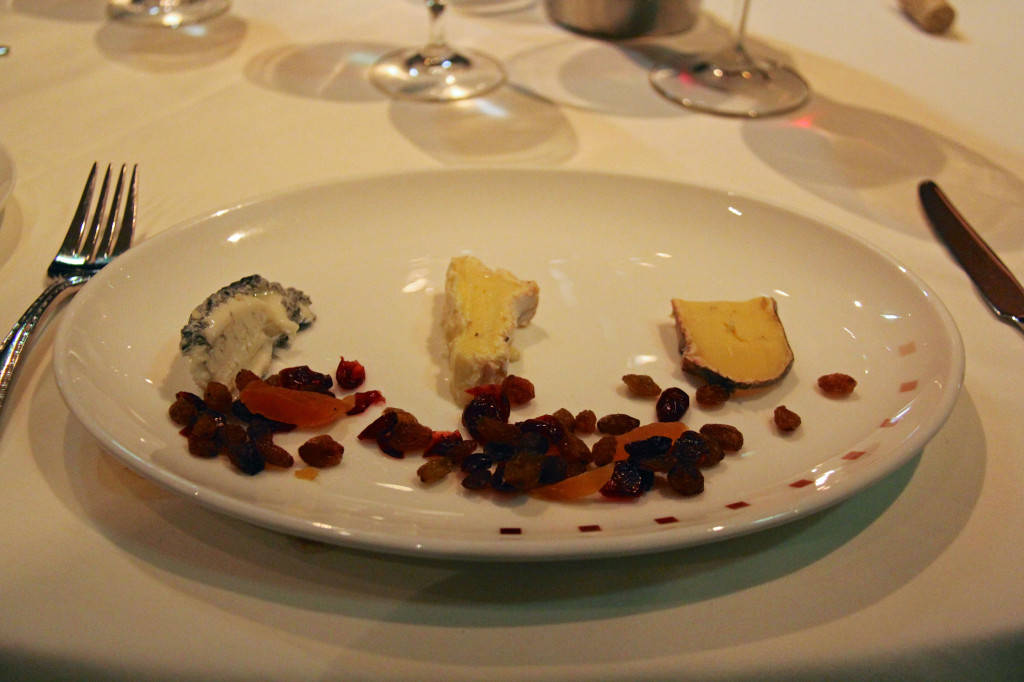 My cheese plate