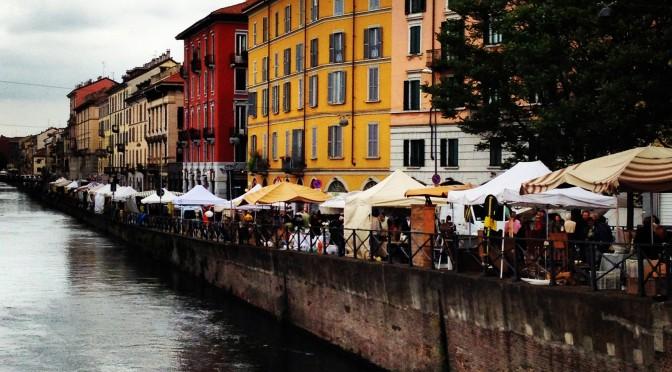 Mercatone dell'Antiquariato – Milan's Outdoor Antique Market