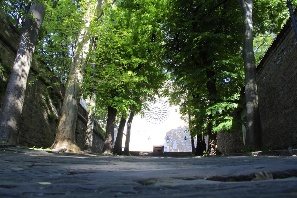 Wonderful ancient streets