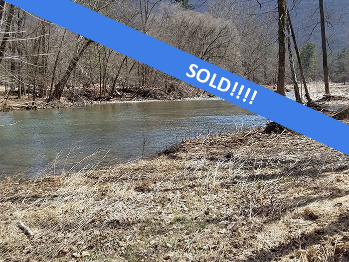 2 +/- Acre Lot with Fishing Creek Frontage