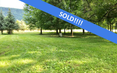 9 Acres Land with Green Creek Frontage