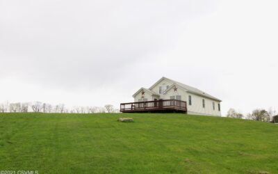 50 Acre Parcel with Two Homes