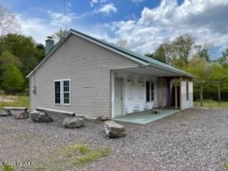 47+ Acres with Quaint Hunting Camp