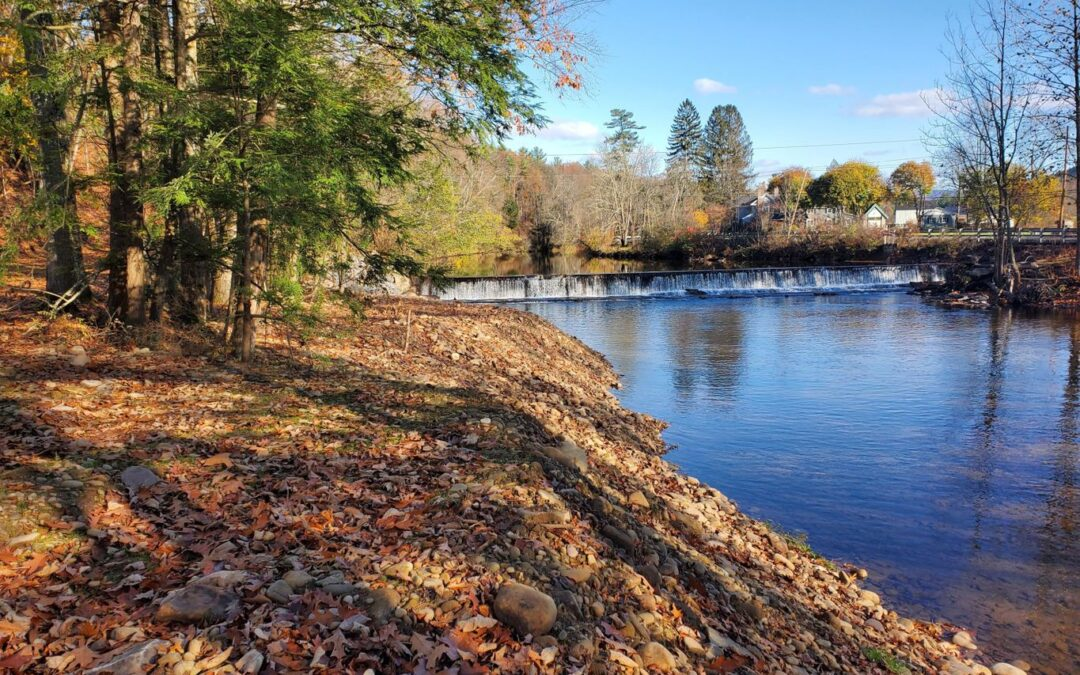 10.24 Acre Lot High Above Fishing Creek