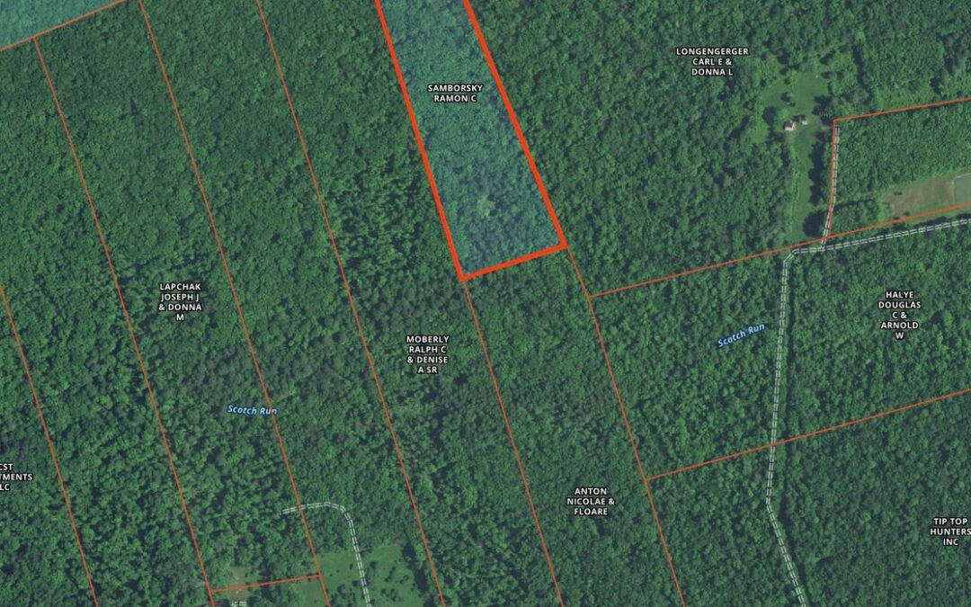 14 Acres of Land Adjoining State Game Lands