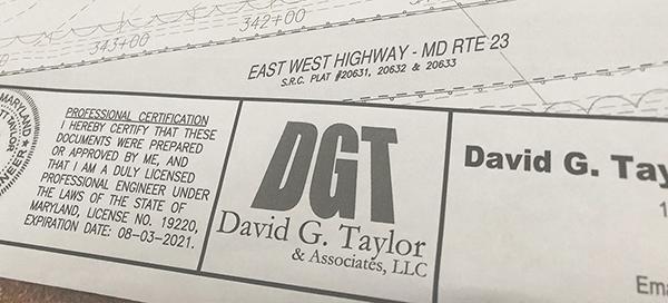 Meet David Taylor – Civil Engineer