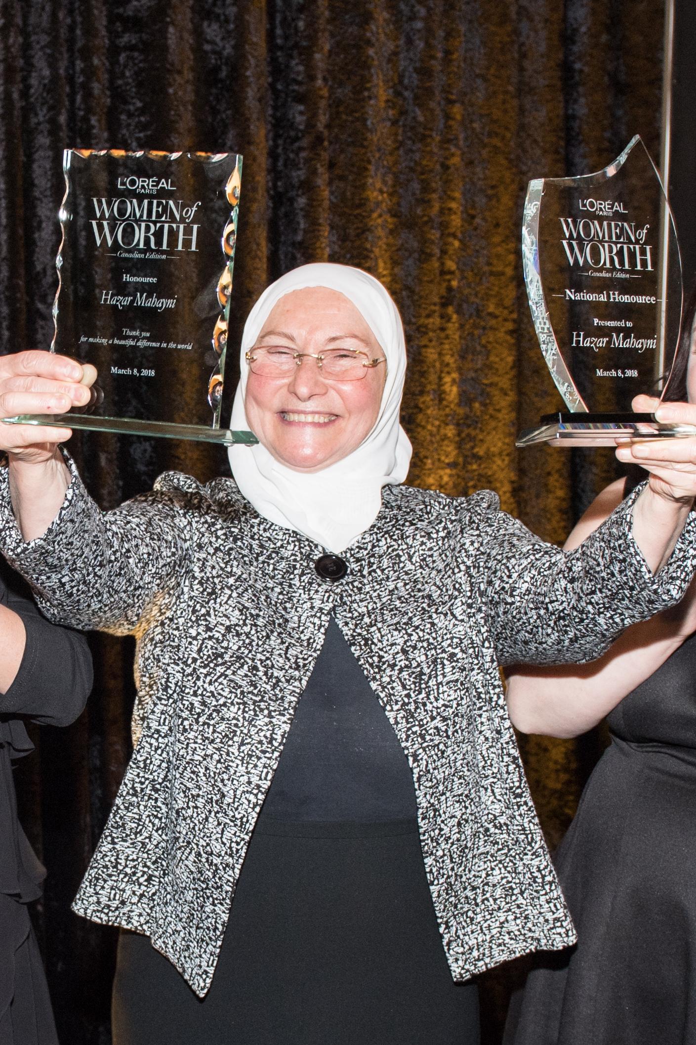 L'Oreal Women of Worth 2018