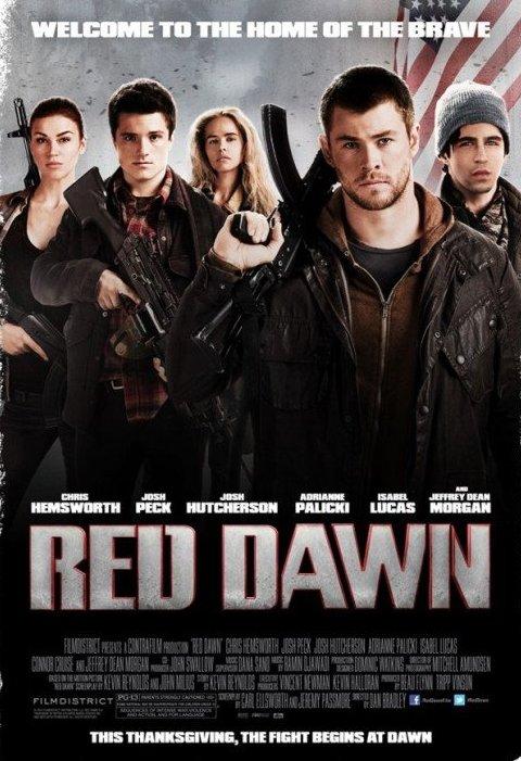 R21-Red Dawn