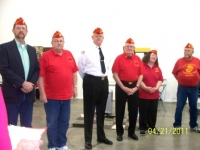 Apr 21, 2011_ New & old officers sworn in for another tour.JPG