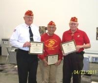 Ltrs of Appreciation awarded.JPG